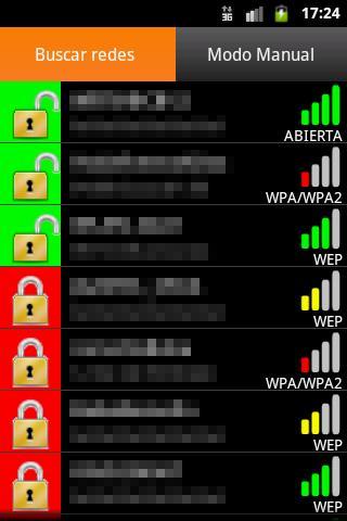 Si lo que deseas es conectarte desde tu Android a una red WiFi con