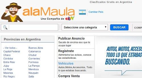 alamaula portal de clasificados online