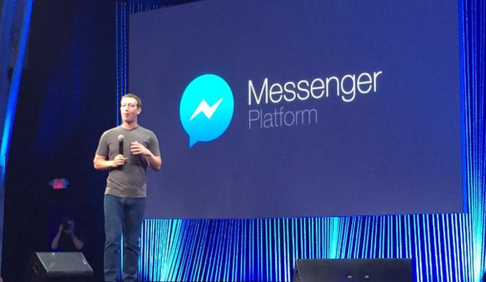 conferencia facebook messenger