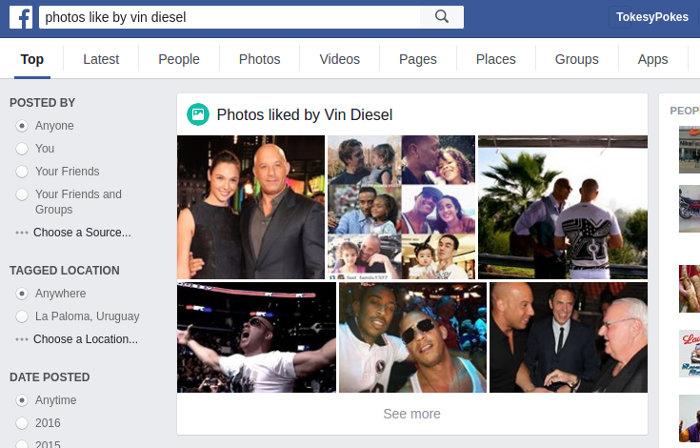 ver los likes en facebook